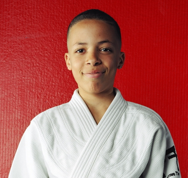 Moberly Judo Club - Club Competitor - Isaac Carter-Allen